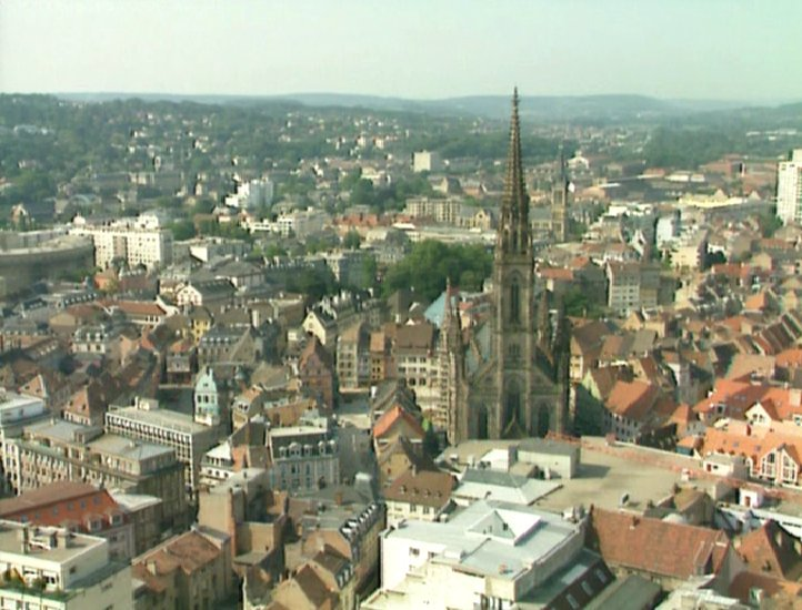 Alsace 4 mulhouse et ses environs voyageur du livre for Espace vert mulhouse